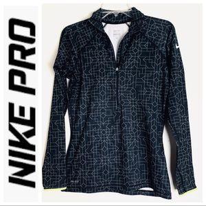 Like NEW NIKE PRO 1/2 Zipper JACKET Sweatshirt